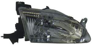 For 1998 1999 2000 Toyota Corolla Headlight Headlamp Passenger Side