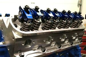 302 347 Ford Long Block Race Prepped Makes 515 hp 205cc 11r Trickflow Heads
