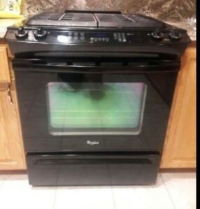 Wirlpool Convection Gas Oven