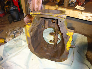 John Deere 1010 Crawler Dozer Steering Clutch Housing Left Side