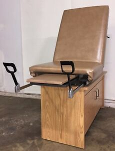 new Medical Exam Table Obgyn With Stirrups