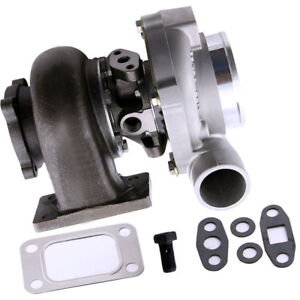 Gt3076r Gt3037 Gt30 T3 4 Bolt Flange 500hp Turbo Charger 0 6 A R 0 82 Turbine