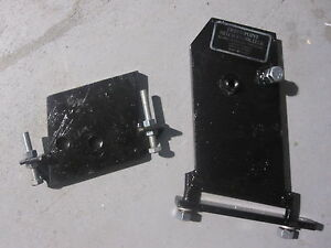 2 Replacement Parts To A Klingler 3 Point Hitch Stabilizer