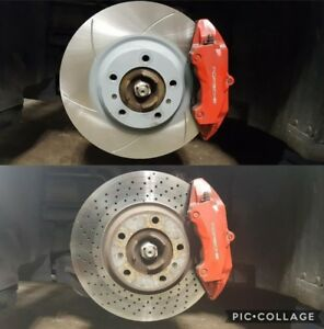 Porsche 996 Turbo c4s Big Brake Kit Adapters
