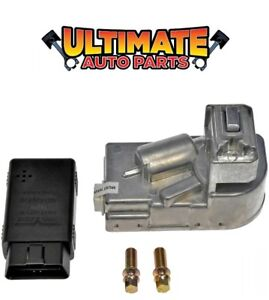 Upgraded Ignition Steering Lock Actuator W programmer For 07 13 Altima sedan