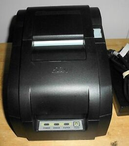 Posx Model Xr210 Dot Matrix Pos Receipt Printer Parallel Port No Autocut