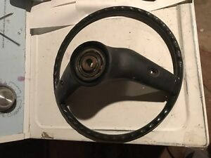 78 86 Ford Truck Steering Wheel F 150 250 350 Bronco 79 80 81 82 83 84 85 Oem