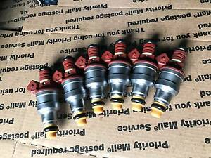 Ford Thunderbird Supercharged Fuel Injectors Set Of 6