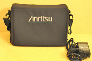 Anritsu Ms2721b Handheld Spectrum Analyzer 9khz 7 1ghz Clean Unit Ms 2721b