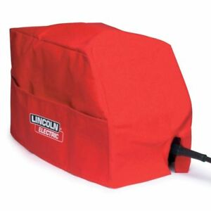 Lincoln Electric Small Wire Feeder Welders Sturdy Canvas Cover Water Repellent