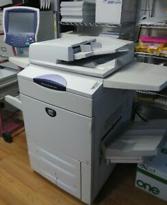 Xerox Docucolor 252 Printer Great Condition