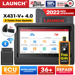 2019 Version Launch X431 V Scanpad Diagnostic Tool All System Key Coding Global