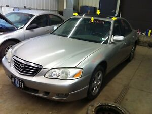 2003 Acura Cl Sun Roof Glass Window glass Only
