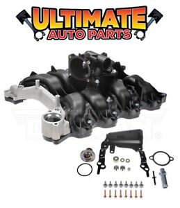 Intake Manifold W gaskets Hardware 4 6l 2v Vin W For 09 10 Ford F 150