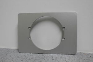 Nikon Inverted Microscope 1 x3 Glass Slide Holder Stage Plate Mfc15003 Free S