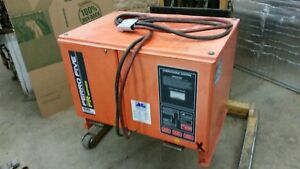 C d Ferro Five Electric Fork Lift Battery Charger 36v 208 230 460 3 Phase