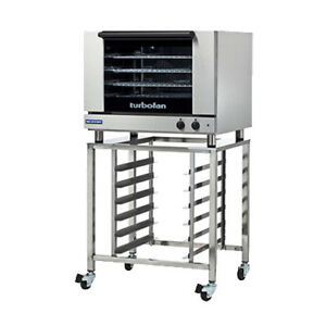 Moffat E28m4 sk2731u Electric Turbofan Convection Oven With Sk2731u Stand