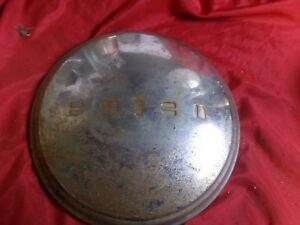 Vintage Buick Dog Dish Poverty Moon Hub Cap Wheel Cover