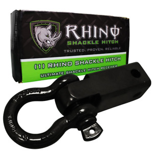 Rhino Usa Shackle Hitch Receiver Best Towing Accessories For Trucks