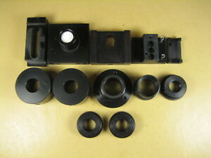 Misc Optical Components Lot Of 12