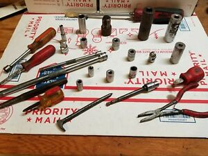 Snapon Mac Bluepoint Tools Lot