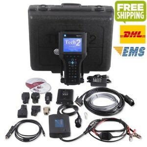 Gm Tech2 Diagnostic Scanner Tool Full Set For Gm saab opel suzuki isuzu holden