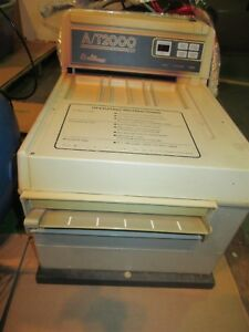 Air Techniques At 2000 Xr Dental X ray Film Processor Parts Only