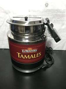 Stainless Steel Commercial Soup Warmer Warming Kettle