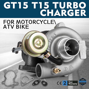 Gt15 Turbocharger In Stock, Ready To Ship | WV Classic Car