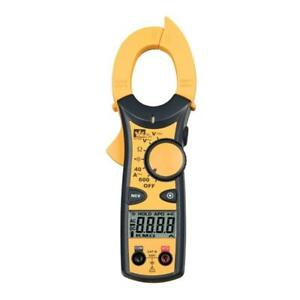 Ideal 61 744 Clamp pro Clamp Meter 600 Amp