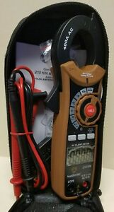 Southwire 21010n 400 Ac Cat Iii 600v True Rms Clamp Meter W Carrying Case New