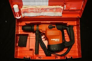 Hilti Te 76 Te76 Corded Rotary Hammer Combination Drill