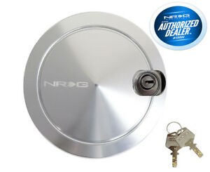 Nrg New Steering Wheel Quick Release Quick Lock With 2 Keys Silver Srk 201sl