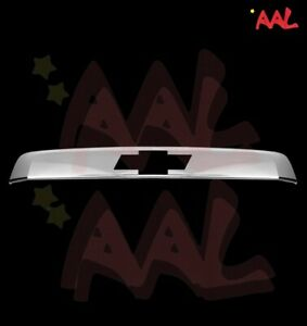 Aal For Chevy Tahoe 07 10 11 12 13 14 Chrome Rear Upper Cover Door Handle Cover
