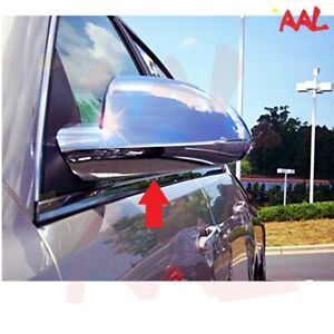 Aal Fit 2006 2013 Chevy Chevrolet Impala Full Mirror Chrome Cover