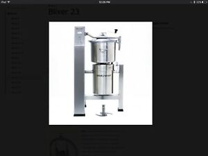 Robot Coupe Blixer23 Food Processor In Used Excellent Condition 24 Quart