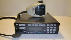 Motorola Astro Spectra Plus 4mb 512ch 800mhz P25 Digital 9600 Baud Trunking Xtl
