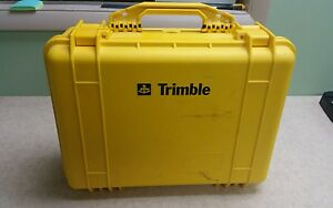 Trimble Yellow Pelican Case