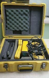 Trimble Tsc1 Gps Internal Radio Model 4700 4 Slot Charger Case Cables