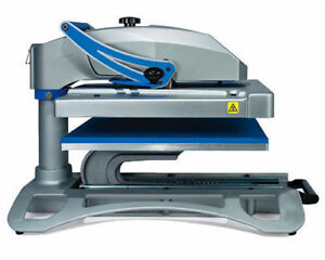 Stahls Hotronix Fusion Heat Press Xf 16 x20 Dual Motion swing Or Drawer Motion