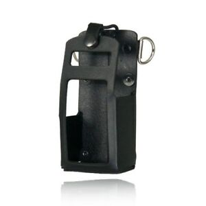 5701rc 1 Boston Leather Radio Holder For Motorola Apx 4000 Kenwood Tk 2180 3180