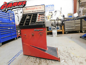 Snap on Wb240 Computer Tire Wheel Balancer Local Pickup Clearfield Pennsylvania