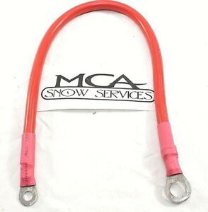 Buyers Saltdogg Spreader Shpe Battery Cable 14 3001379