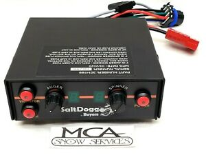 Buyers Saltdogg Variable Speed Controller Shpe 3014199 Replaces 3006620