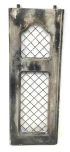Vintage Repurposed Wood Wall Decor From Old Architectural Doors Piece 2