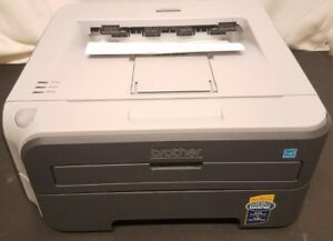 Brother Hl 2140 Workgroup Monochrome Laser Computer Printer