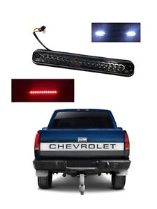88 98 Chevy Gmc Ck C10 Silverado Sierra Led 3rd Brake Light Cargo Lamp