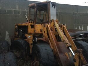 Ford A62 Loader For Parts A 62 Front End Machine A 64 A64 Heavy Equipment