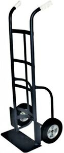 Hand Truck Milwaukee Dual handle 1 000 Lb Capacity Dolly Moving Push Cart Tool