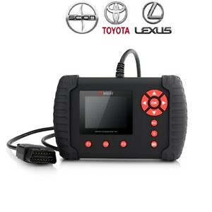 Toyota Lexus Scion Vident Ilink400 Full System Oe level Obd2 Scan Tool Abs Srs